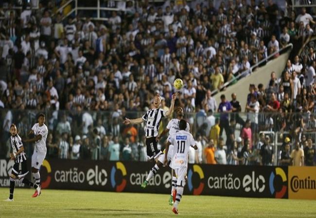 Ceará está fora da Copa do Brasil b3b534a272673