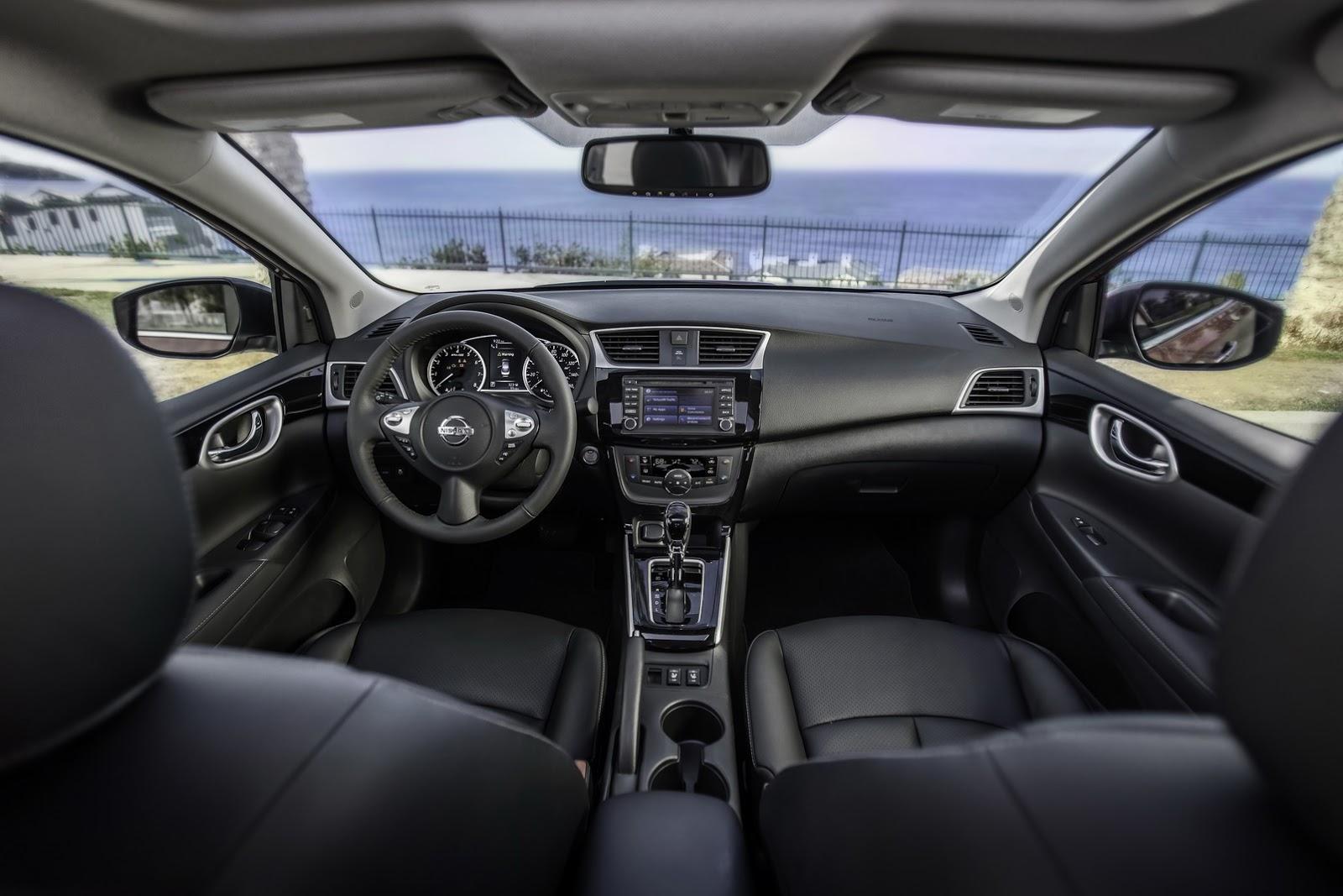 Nissan Sentra 2017 Interior A Noticia Do Ceara